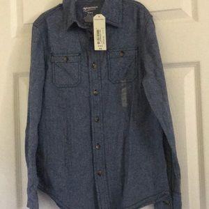 Arizona Jean Long Sleeve Shirt Size M